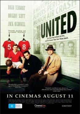 """Постер к фильму """"Юнайтед. Мюнхенская трагедия"""" /United We Stand/ (2011)"""