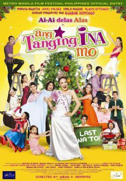 "Постер к фильму ""Ваша единственная мама"" /Ang tanging ina mo: Last na 'to!/ (2010)"