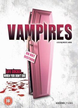 "Постер к фильму ""Вампиры"" /Vampires/ (2010)"