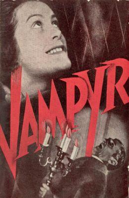 """Постер к фильму """"Вампир"""" /Vampyr - Der Traum des Allan Grey/ (1932)"""