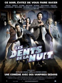 """Постер к фильму """"Вечеринка вампиров"""" /Les dents de la nuit/ (2008)"""