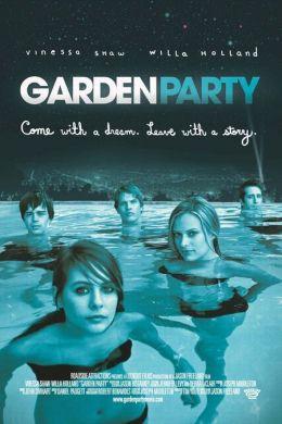 """Постер к фильму """"Вечеринка в саду"""" /Garden Party/ (2008)"""