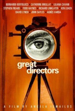 """Постер к фильму """"Великие режиссёры"""" /Great Directors/ (2009)"""