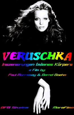 """Постер к фильму """"Верушка"""" /Veruschka - Die Inszenierung (m)eines Korpers/ (2005)"""