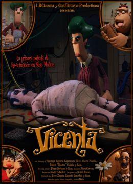 """Постер к фильму """"Висента"""" /Vicenta/ (2010)"""