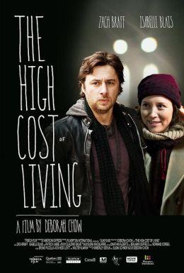 """Постер к фильму """"Высокая цена жизни"""" /The High Cost of Living/ (2010)"""