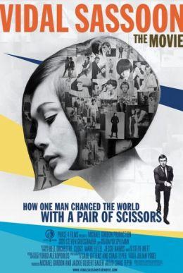 """Постер к фильму """"Видал Сассун: Кино"""" /Vidal Sassoon: The Movie/ (2010)"""