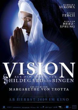 """Постер к фильму """"Видения - Из жизни Хильдегарды фон Бинген"""" /Vision - Aus dem Leben der Hildegard von Bingen/ (2009)"""