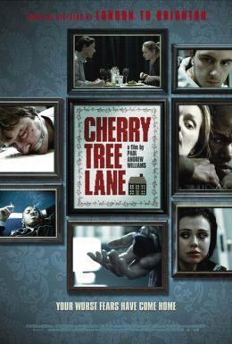 "Постер к фильму ""Вишневый переулок"" /Cherry Tree Lane/ (2010)"