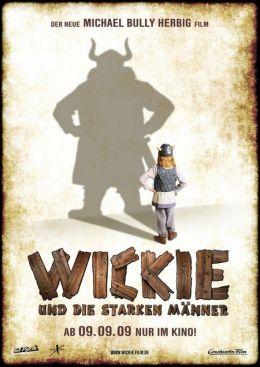 "Постер к фильму ""Вики, маленький викинг"" /Wickie und die starken Manner/ (2009)"