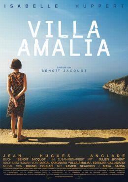 """Постер к фильму """"Вилла Амалия"""" /Villa Amalia/ (2009)"""