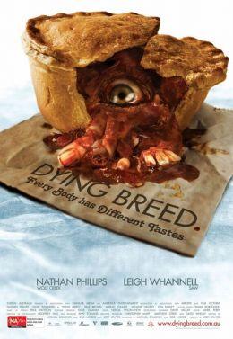 """Постер к фильму """"Вымирающая порода"""" /Dying Breed/ (2008)"""