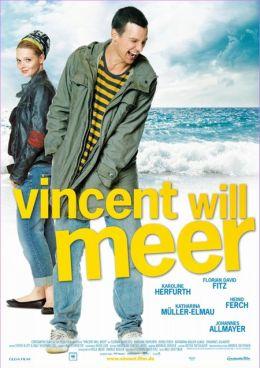 """Постер к фильму """"Винсент по дороге к морю"""" /Vincent will meer/ (2010)"""