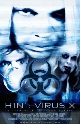 """Постер к фильму """"Вирус Х"""" /Virus X/ (2010)"""