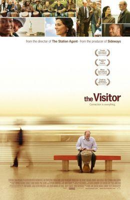 """Постер к фильму """"Посетитель"""" /The Visitor/ (2007)"""