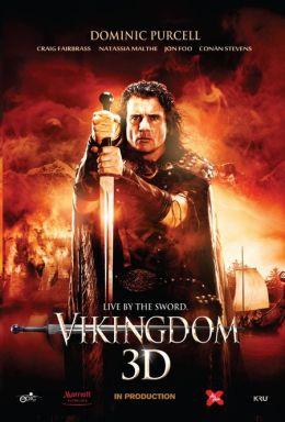 """Постер к фильму """"Королевство викингов 3D"""" /Vikingdom/ (2012)"""