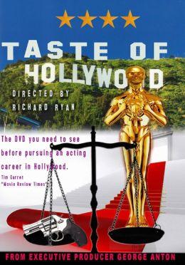 """Постер к фильму """"Вкус Голливуда"""" /Taste of Hollywood/ (2009)"""