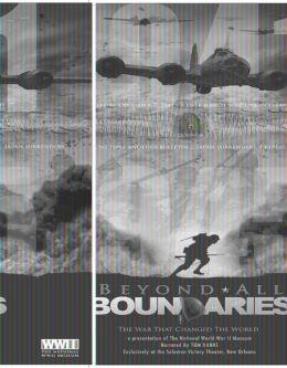 """Постер к фильму """"Вне границ"""" /Beyond All Boundaries/ (2009)"""