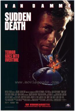 """Постер к фильму """"Внезапная смерть"""" /Sudden Death!/ (2010)"""