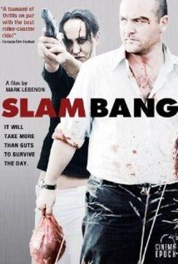 """Постер к фильму """"В одиночку"""" /Slam-Bang/ (2009)"""