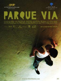 """Постер к фильму """"В одиночестве"""" /Parque via/ (2008)"""