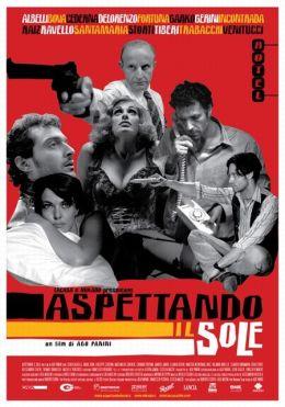 "Постер к фильму ""В ожидании солнца"" /Aspettando il sole/ (2008)"