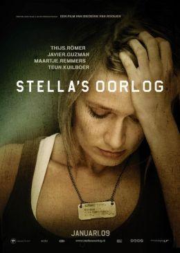 """Постер к фильму """"Война Стеллы"""" /Stella's War/ (2010)"""