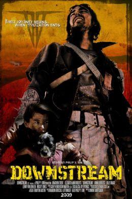 "Постер к фильму ""Воин дорог"" /Downstream/ (2010)"