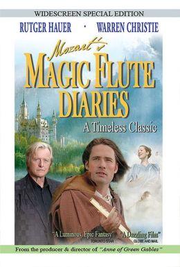 """Постер к фильму """"Волшебные дневники флейты"""" /Magic Flute Diaries/ (2008)"""