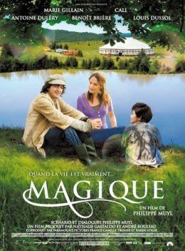 """Постер к фильму """"Волшебство!"""" /Magique!/ (2008)"""
