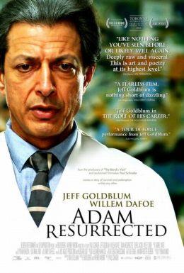 """Постер к фильму """"Воскрешенный Адам"""" /Adam Resurrected/ (2008)"""