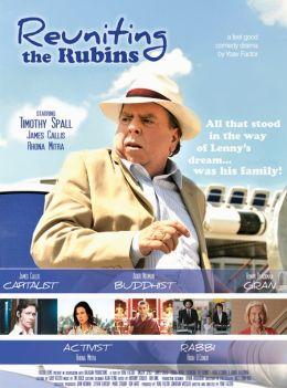 """Постер к фильму """"Воссоединение семейки Рубинс"""" /Reuniting the Rubins/ (2010)"""