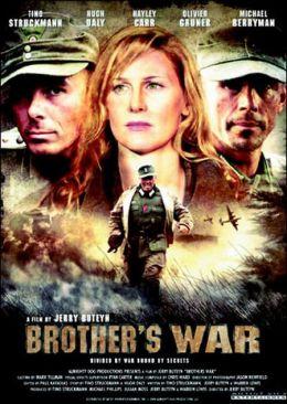 """Постер к фильму """"Война братьев"""" /Brother's War/ (2009)"""