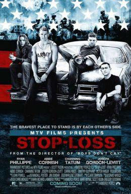 """Постер к фильму """"Война по принуждению"""" /Stop-Loss/ (2008)"""