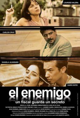 "Постер к фильму ""Враг"" /El enemigo/ (2008)"