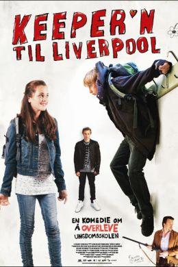 """Постер к фильму """"Вратарь """"Ливерпуля"""""""" /Keeper'n til Liverpool/ (2010)"""