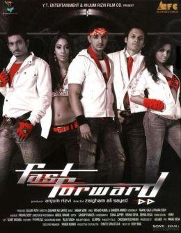"""Постер к фильму """"В ритме танца"""" /Fast Forward/ (2009)"""
