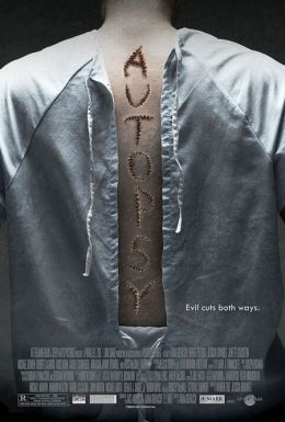 """Постер к фильму """"Вскрытие"""" /Autopsy/ (2008)"""