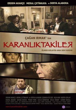 """Постер к фильму """"В темноте"""" /Karanliktakiler/ (2009)"""