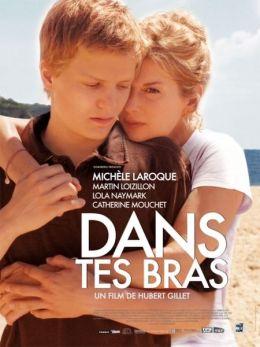 """Постер к фильму """"В твоих объятиях"""" /Dans tes bras/ (2009)"""