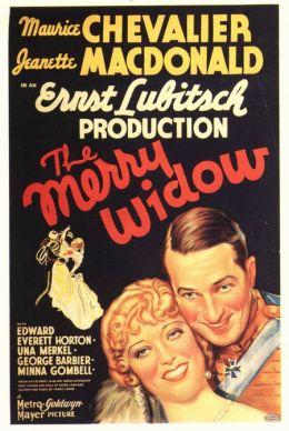 """Постер к фильму """"Веселая вдова"""" /The Merry Widow/ (1934)"""