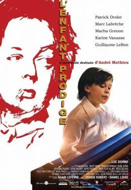 "Постер к фильму ""Вундеркинд"" /L'enfant prodige/ (2010)"