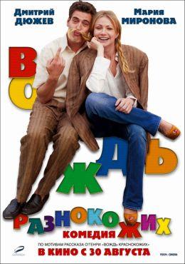 """Постер к фильму """"Вождь разнокожих"""" (2012)"""