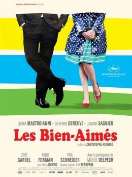 """Постер к фильму """"Возлюбленные"""" /Les bien-aimes/ (2011)"""