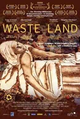 "Постер к фильму ""Свалка"" /Waste Land/ (2010)"