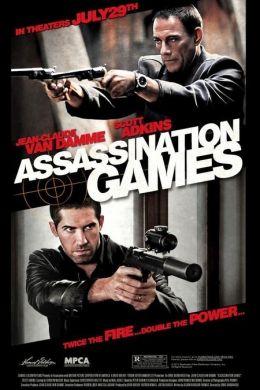 """Постер к фильму """"Игры киллеров"""" /Assassination Games/ (2011)"""