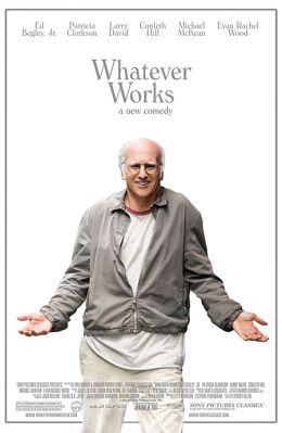 """Постер к фильму """"Будь что будет"""" /Whatever Works/ (2009)"""