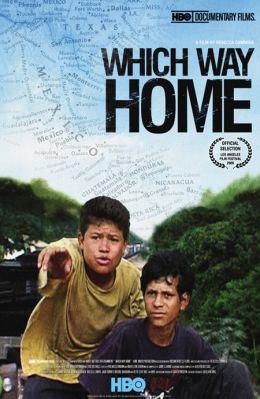 """Постер к фильму """"Дорога домой"""" /Which Way Home/ (2009)"""