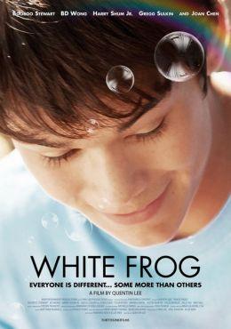 "Постер к фильму ""Белая лягушка"" /White Frog/ (2012)"