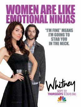 """Постер к фильму """"Уитни"""" /Whitney/ (2011)"""
